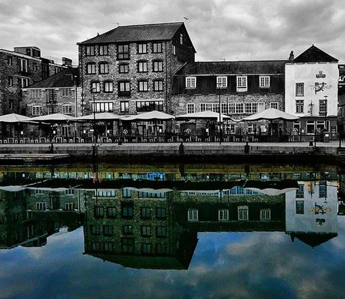 Coloursplash Photoedit Amaturephotography AmazingPicture Instagram Instalike Instaphoto Nikon Nikonphotographer Nikond3200 Nikonphotography Plymouth Plymouthbarbican Suttonharbour Oneplymouth Plymouthwaterfront Swisbest Southwest  Lovephotography  Reflection SouthWestEngland Harbour Blueskyreflection Devonlife Ilovesouthdevon lifethroughalens lovephotography loveplymouth barbicanplymouth britansoceancity architecture