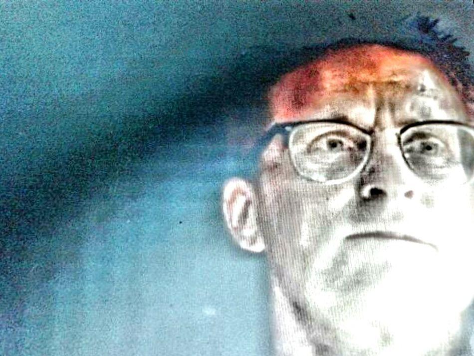 Portrait Of A Man  Chute Libre