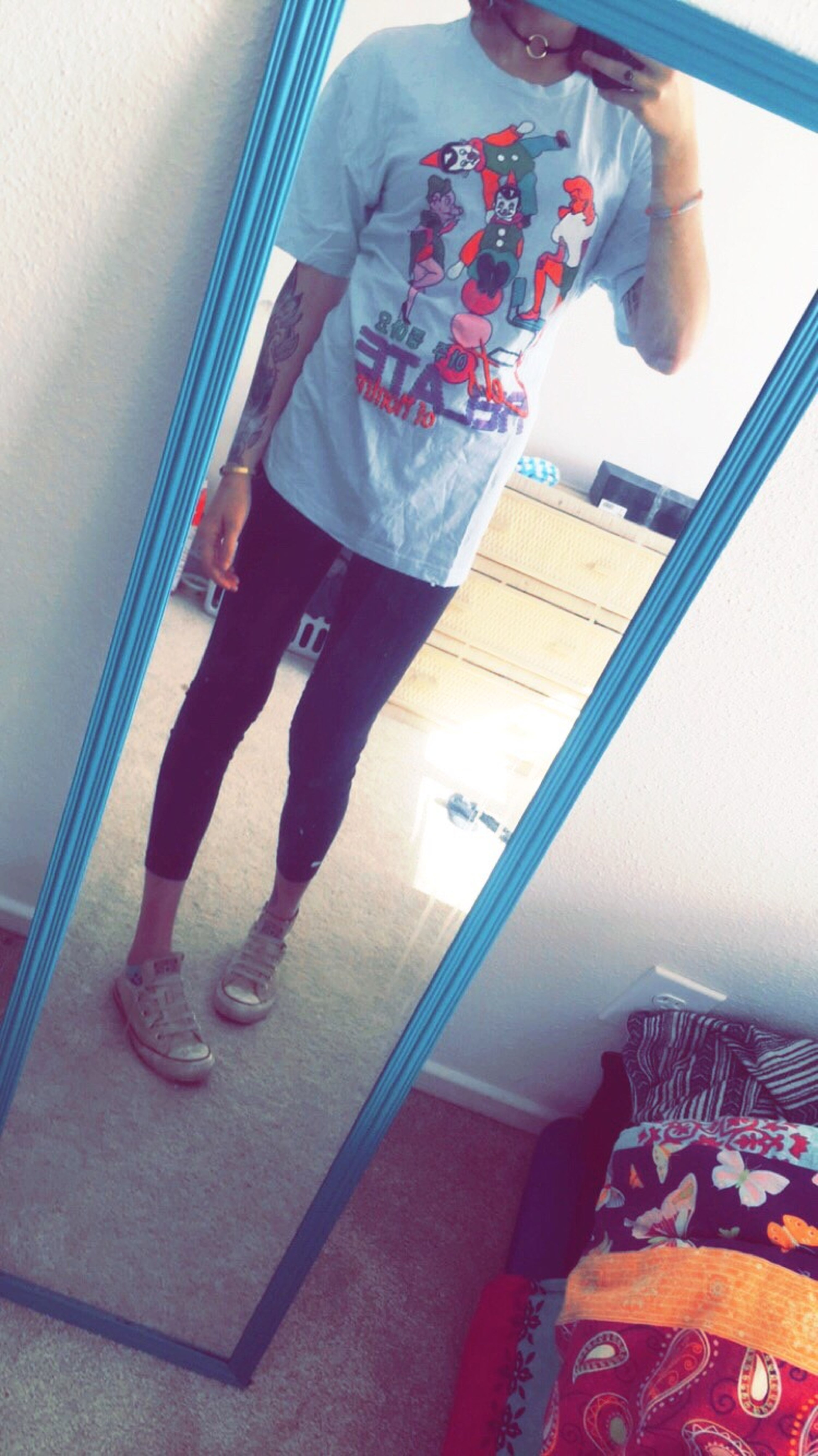 Outfit #OOTD Love This Shirt Yagirlstyle Comfyandcute ❤️ Sundayfunday