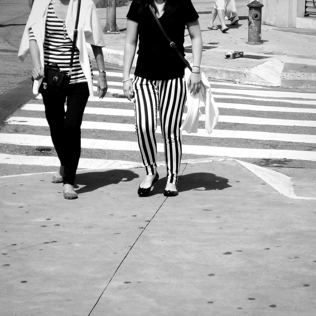 white stripes Open Edit Street Photography Streetphotography Streetphoto_bw Black & White Monochrome Candid Photography AMTPt_community EyeEm Best Shots Capture The Moment