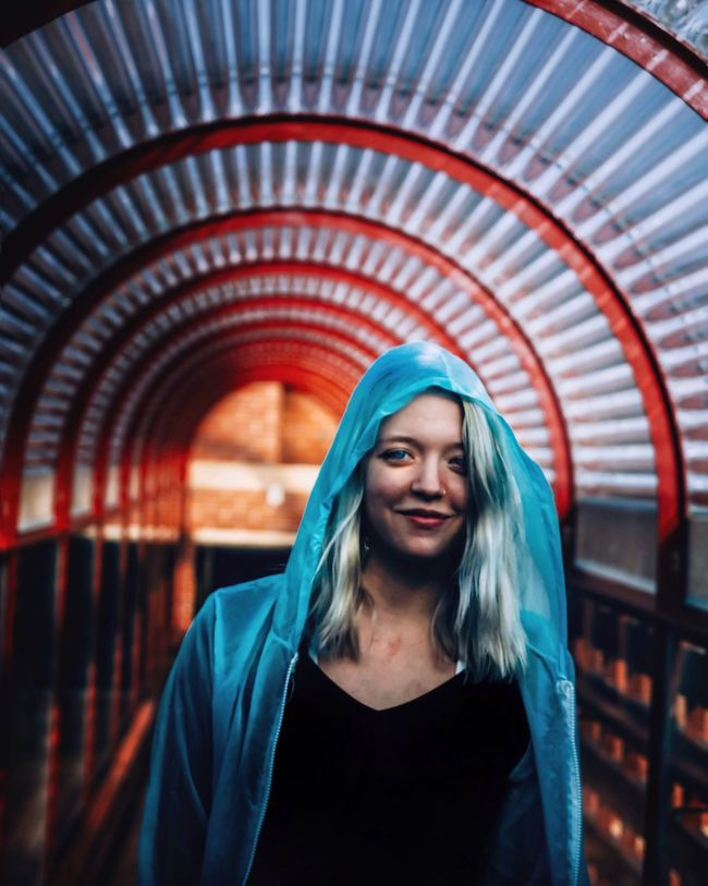People Portrait Portrait Of A Woman Colors Blue EyeEm Best Shots Showing Imperfection VSCO The Portraitist - 2016 EyeEm Awards