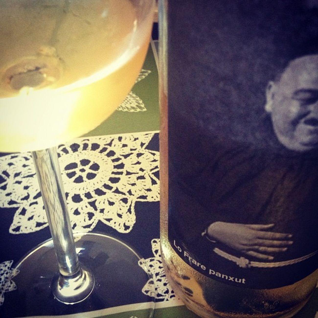 Visca molt Lo Frare panxut, garnatxa blanca #wine #vi Wine Vi