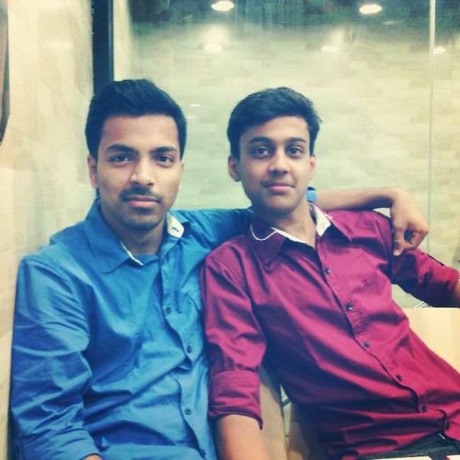 Brothers_forever 😋😍 Shivang 😘 Miss_uh_a_lot_bro😞😞 Pagalpanthis_we_did_together😁😂😂 cold_drinks_everyday😊😊 mera_gussa😳😳