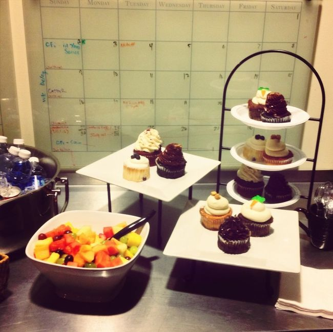 Yummy Cupcakes From Sweet Monkey!! Soooo Good!!!