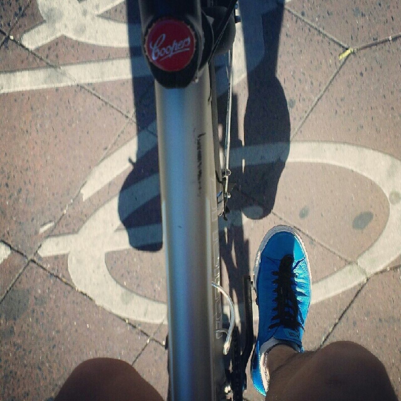 Pedalling