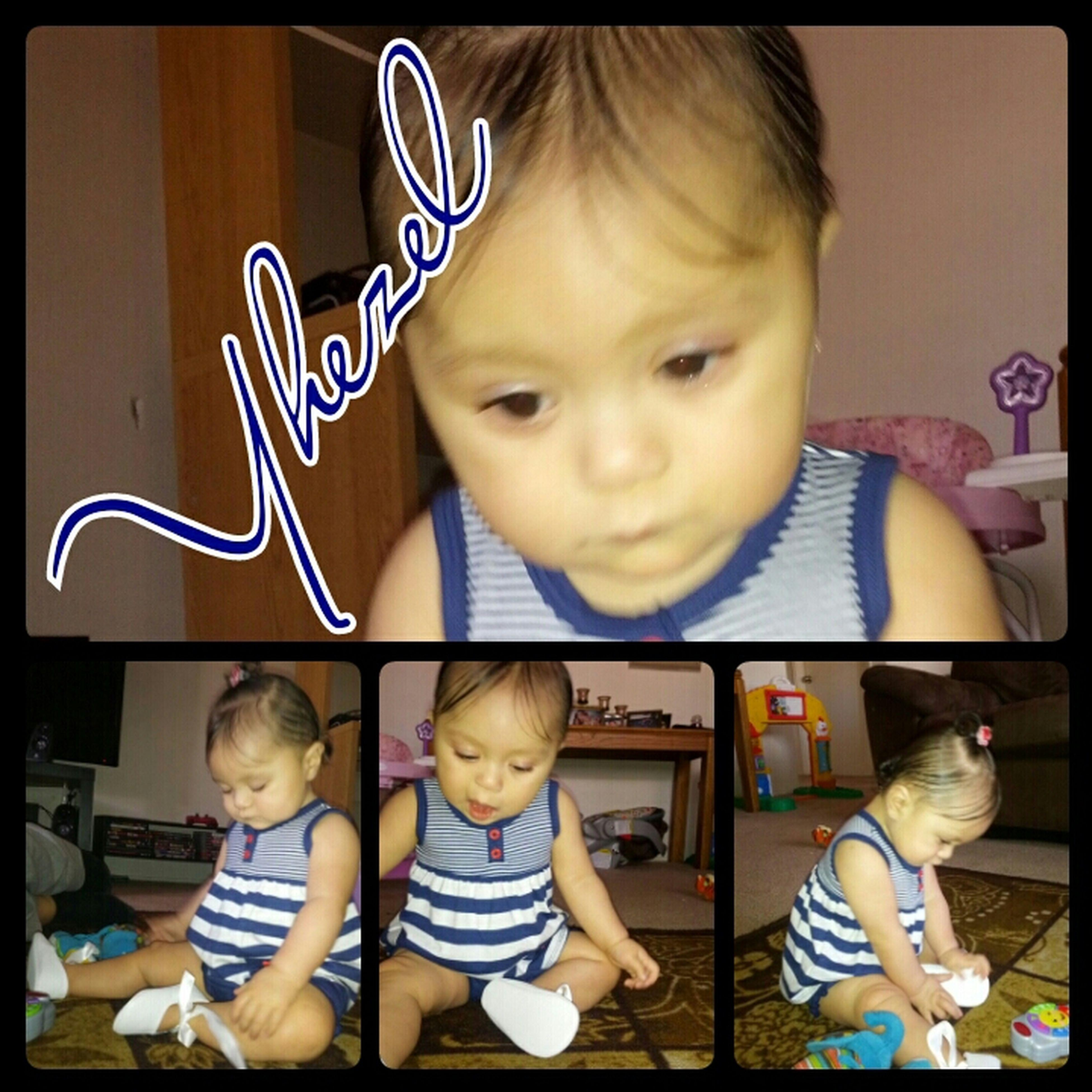 My Babygirl...