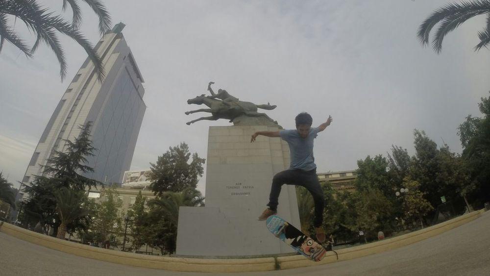 Everyday Joy todos los días ando en Skateboarding Skate Hello World Open Edit Chile Santiago De Chile
