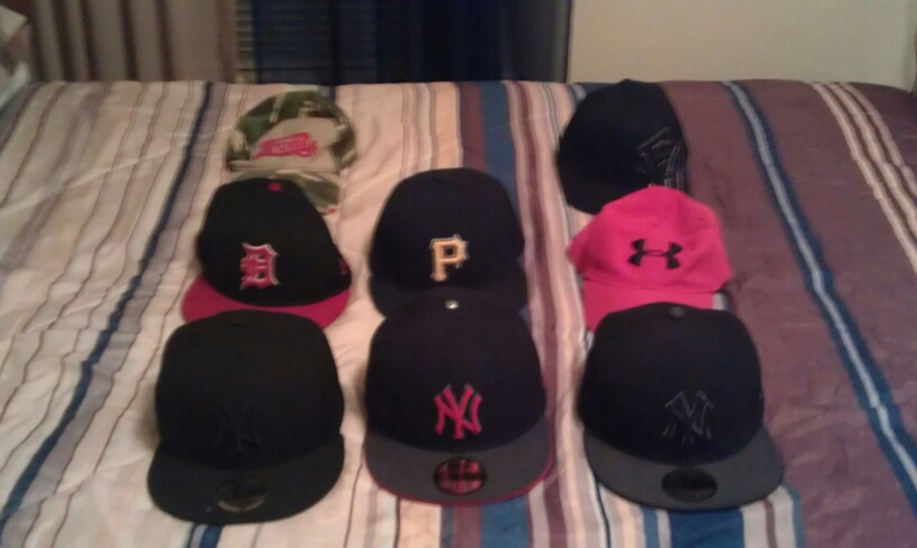 My Collection Of Hats