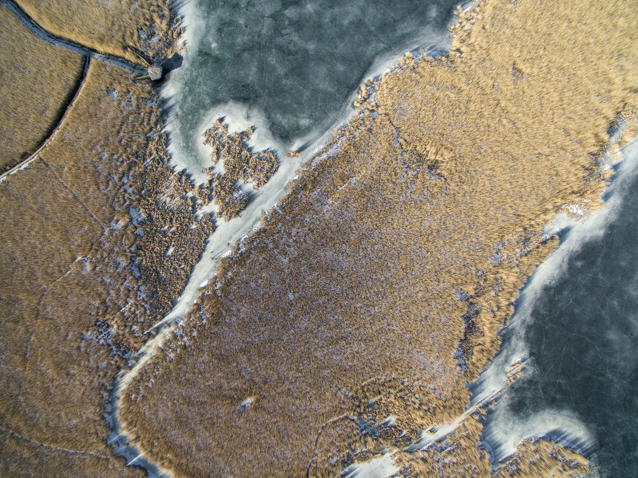 Aerial View Beach Beauty In Nature Close-up Day Drone  Finland Flying High Helsinki Lake Lammassaari Mud Nature No People Outdoors Sand Seaside Top View Travel Water Flying High