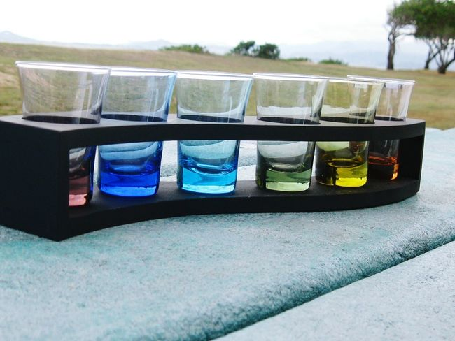 Rainbow Glass Beach Reiki Spiritual Holywater  Sacred Meditation Water Aqua Glassware EyeEmbestshots Colorful Equality
