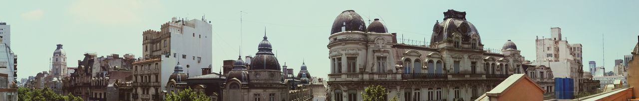 City Outdoors Travel Destinations No People Cityscape Urban Skyline Sky Architecture Buenos Aires, Argentina  Argentina Photography Panoramic Photography Day Urban Exploration