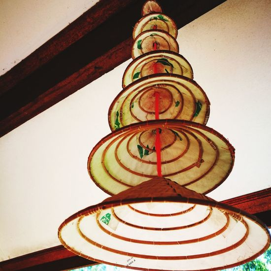 Lamp Landscape Mobile Photography Low Angle View Built Structure Concentric Indoors  Travel Destinations Architecture AI Now