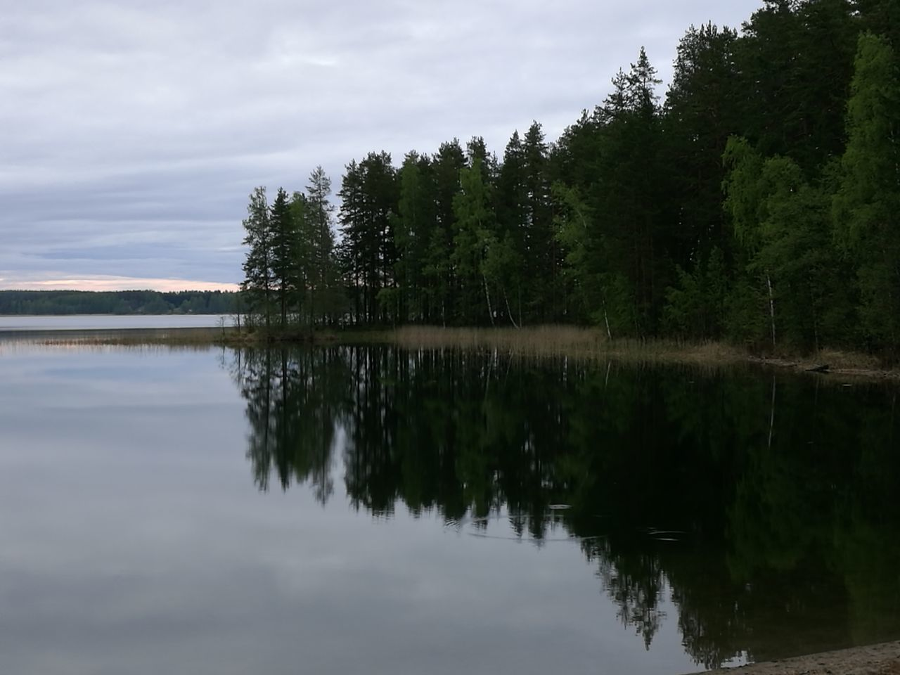 No People Landscape Vacations Beauty In Nature Tranquility Outdoors Cloud - Sky Reflection Water Sky Tree Lake Nature Symmetry Day Finland <3 Finland Summer Finland's Clean Nature Finlandiaa Finlande Finlandlovers Finland♥ Finland Finland :) Punkaharju