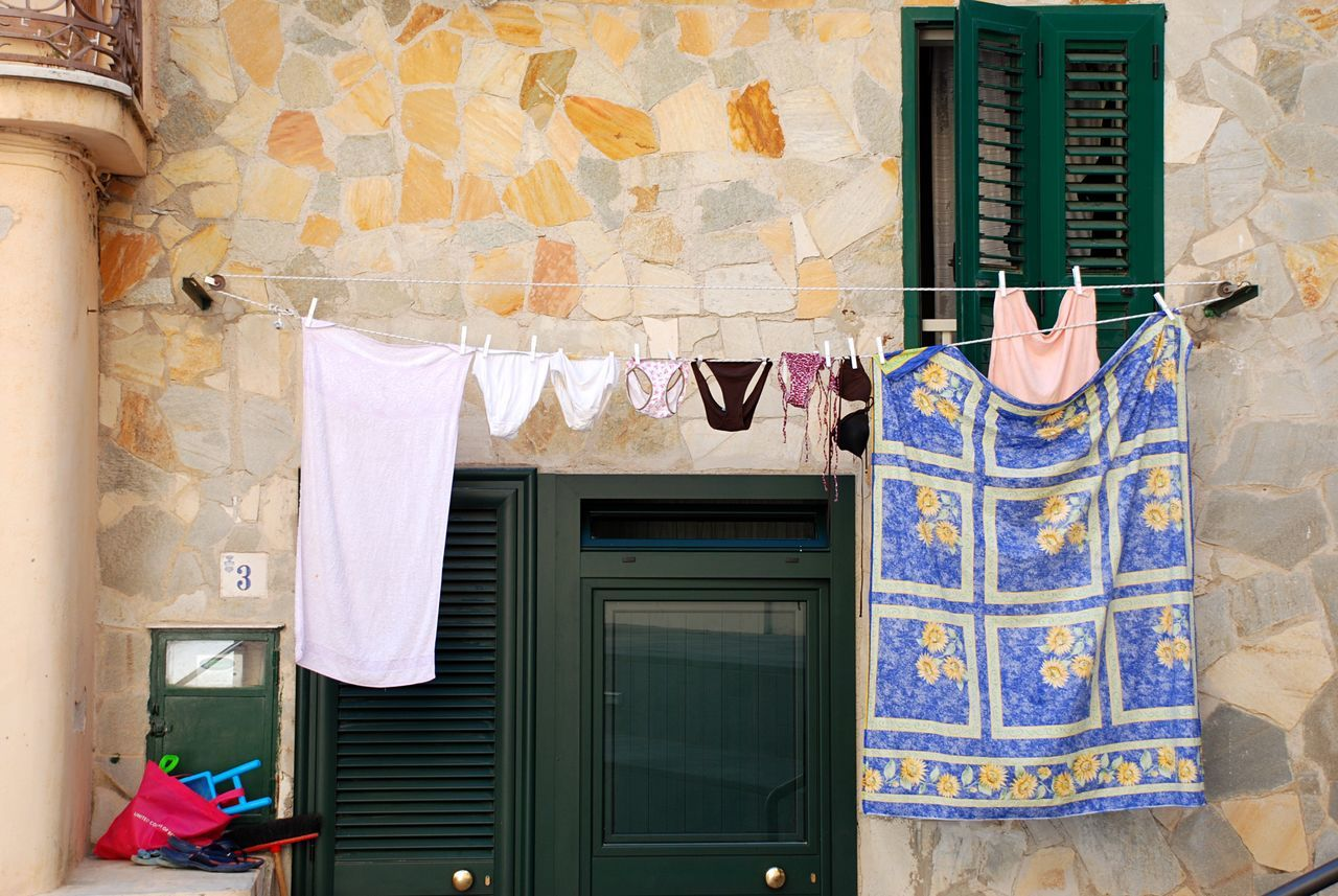 Italy Amalfi Coast Clothes Clothes Hanging Hanging Clothes Underwears Streetphotography Street Photography Intimacy Underwares Hanging Hanging Underwares Panties Pants