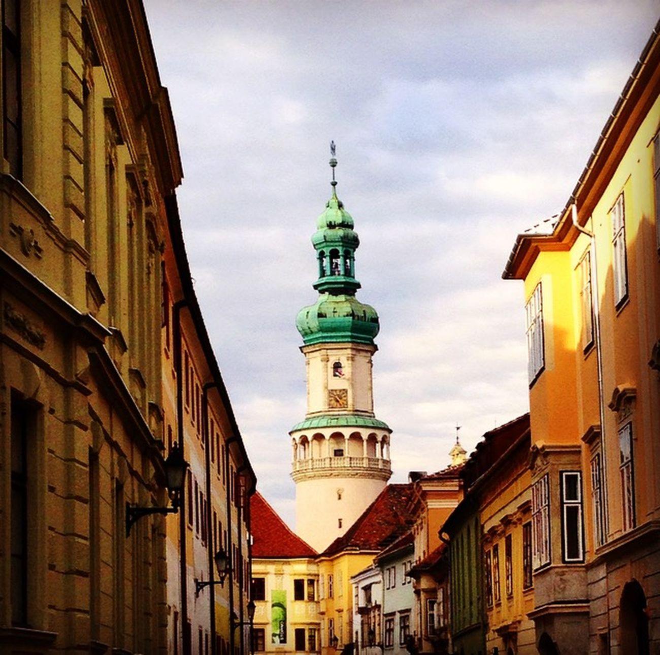 Amazing Architecture Hungary Secondhome Tüztorony Enjoying Life
