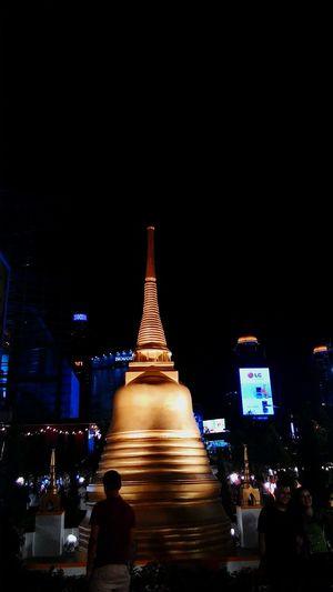 43 Golden Moments Goldenmountain Inthecity  Thailand Golden