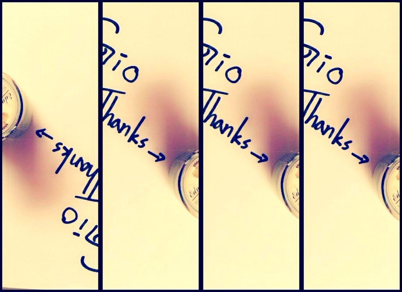 thank you in Taiwan Thank You