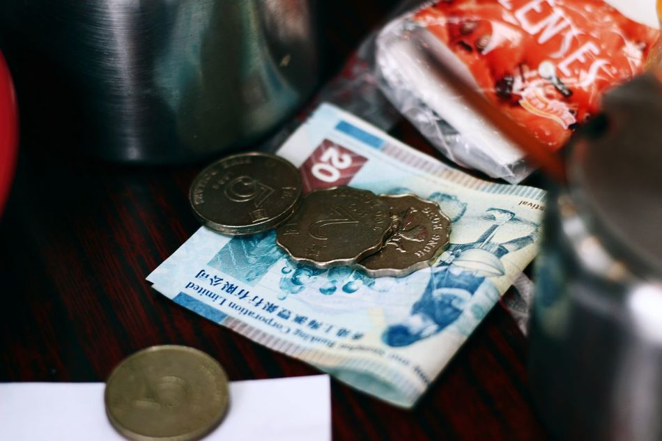Beautiful stock photos of money, Banknote, Close-Up, Coin, Currency