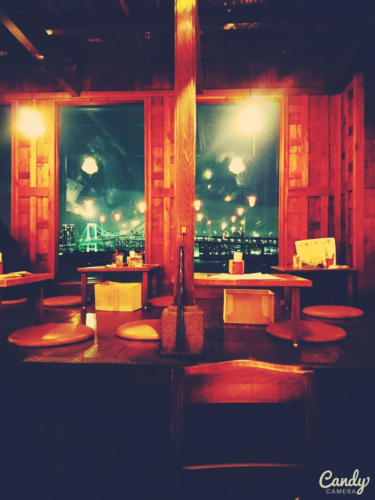 Cafe お台場海浜公園 東京 Relaxing