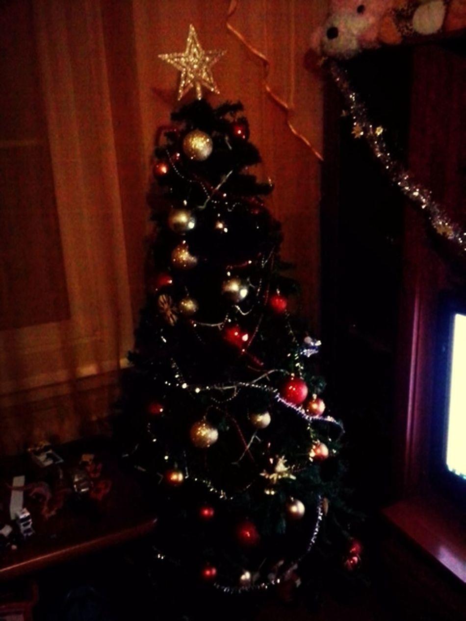 Ёлочка н г праздниккнамприходит радость