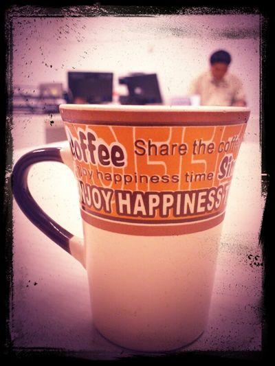 Sharing Coffee Win An EyeEm T-Shirt