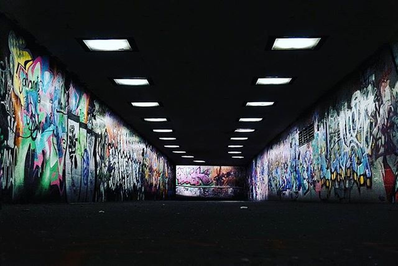 Nightshot Bielefeldjetzt Bielefeld Streetart Graffiti Streetartgallery