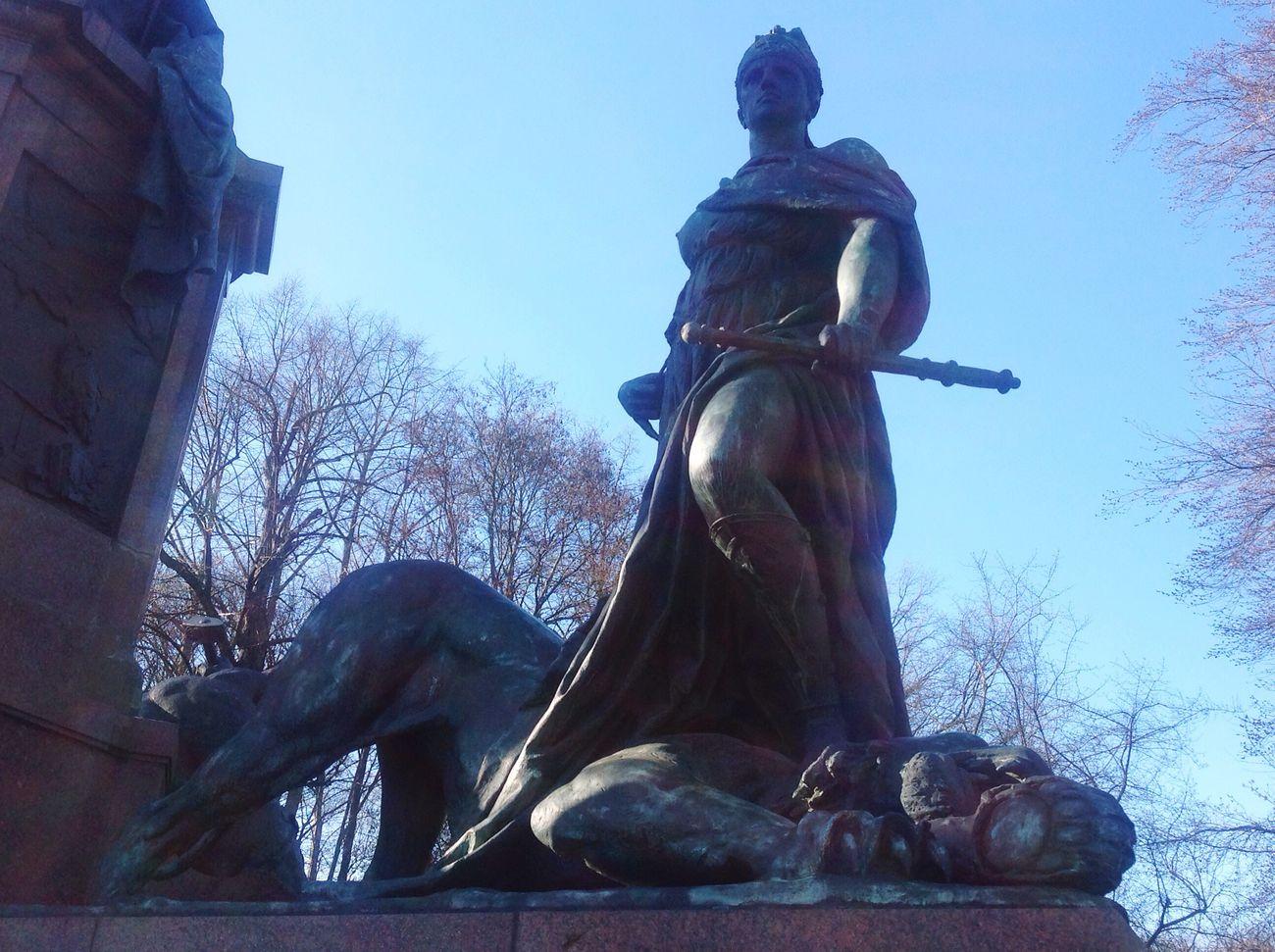 Berlin Tiergarten Escultura Statue Sculpture Esculpture Bronze Sculpture Bronze Statue Esculturas Y Estatuas
