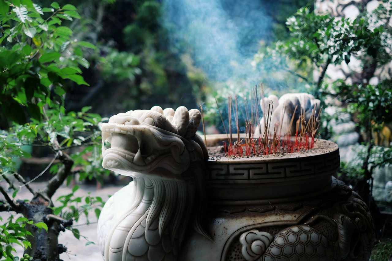 Buddist Temple via Fotofall