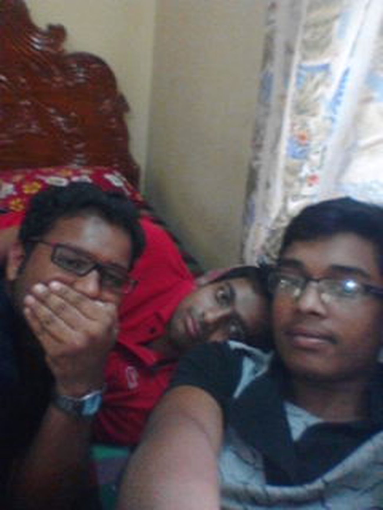 me with my two friend (Apu+Avijit) Relaxing Hello World Taking Photos Enjoying Life