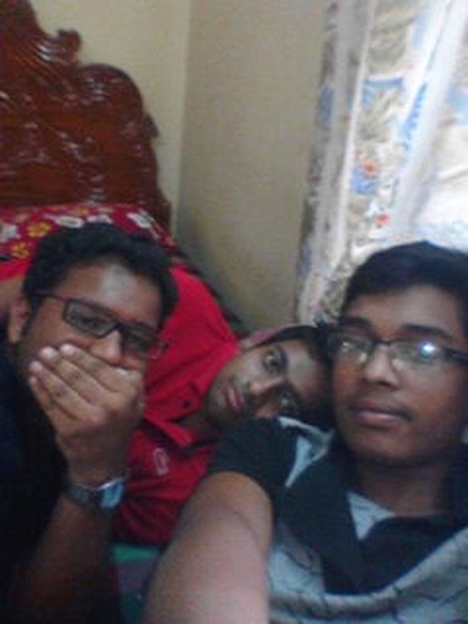 me with my two friend (Apu+Avijit) Relaxing Hello World Taking Photos Enjoying Life
