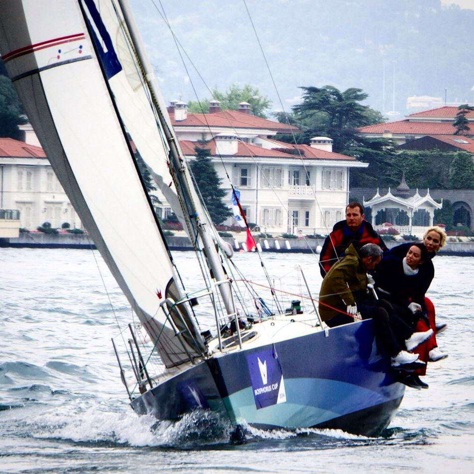 Sea Istanbul Turkey Bosphorus Bosphoruscup