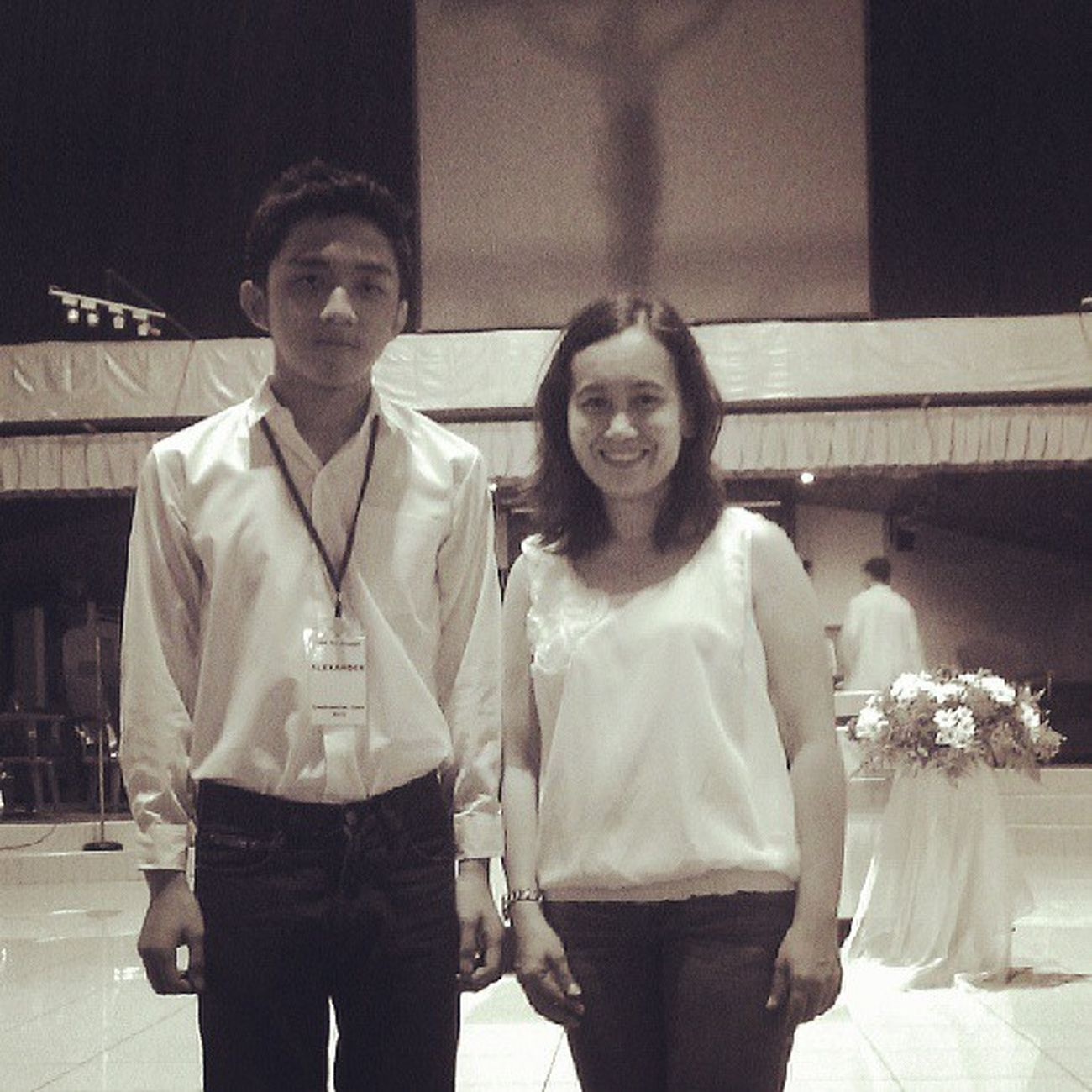 Last year after confirmation with puan stella :) Flashback Christianity 2012 Meandmyteacher