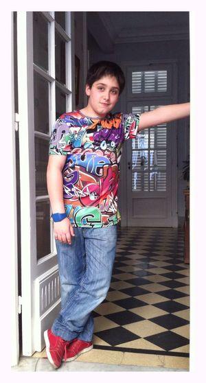 Mi hijo Colors Cool Shirt Kids Kids Being Kids Kids Photography Kidsphotography My Son Shirt