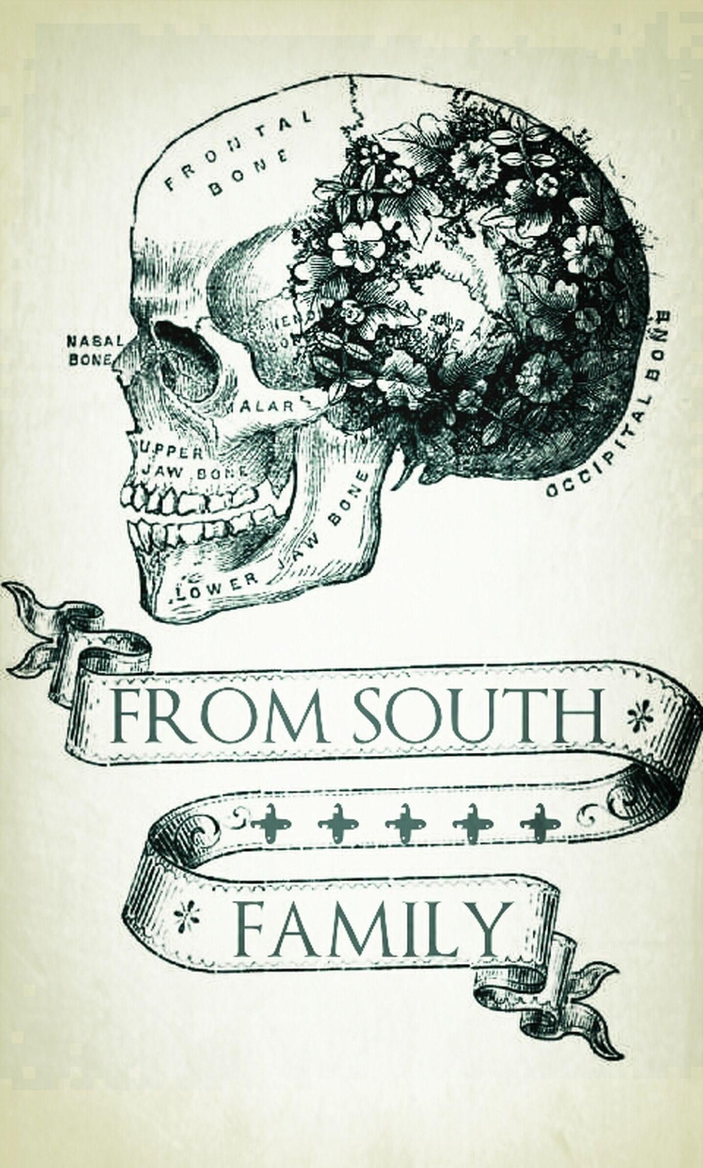 Fromsouthfamily Art Swag Logo