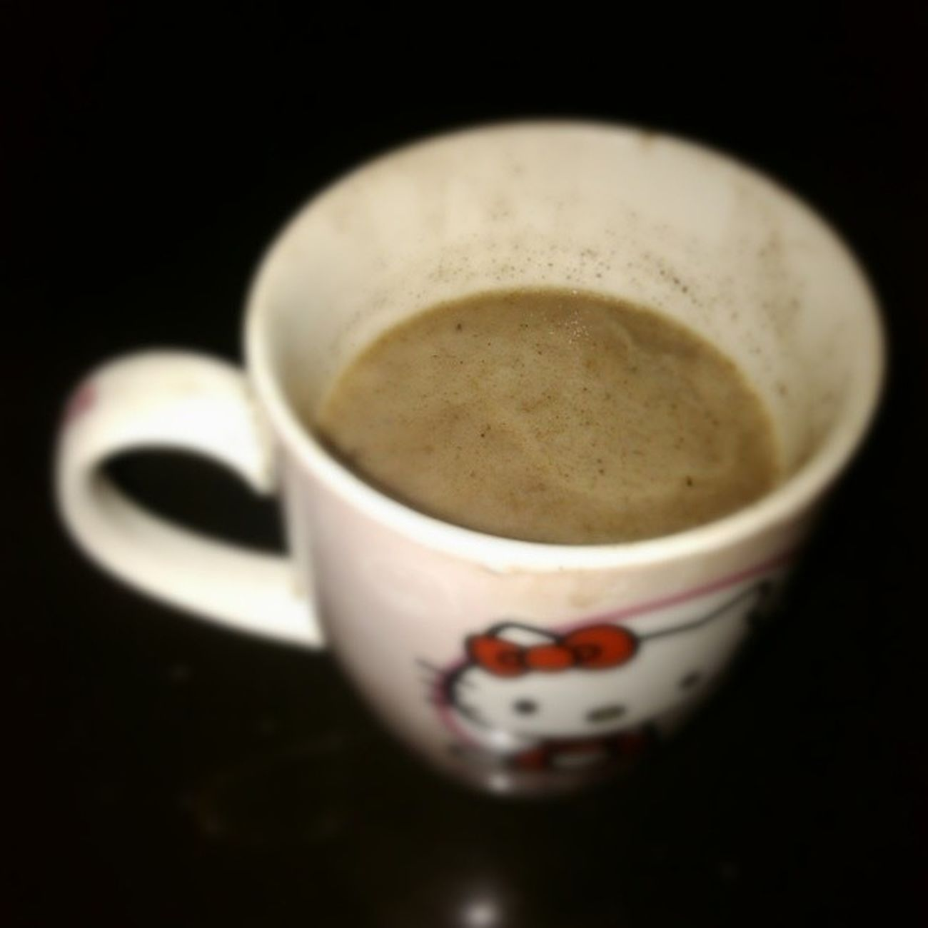 Good morning! Hotchoco Nakakamiss