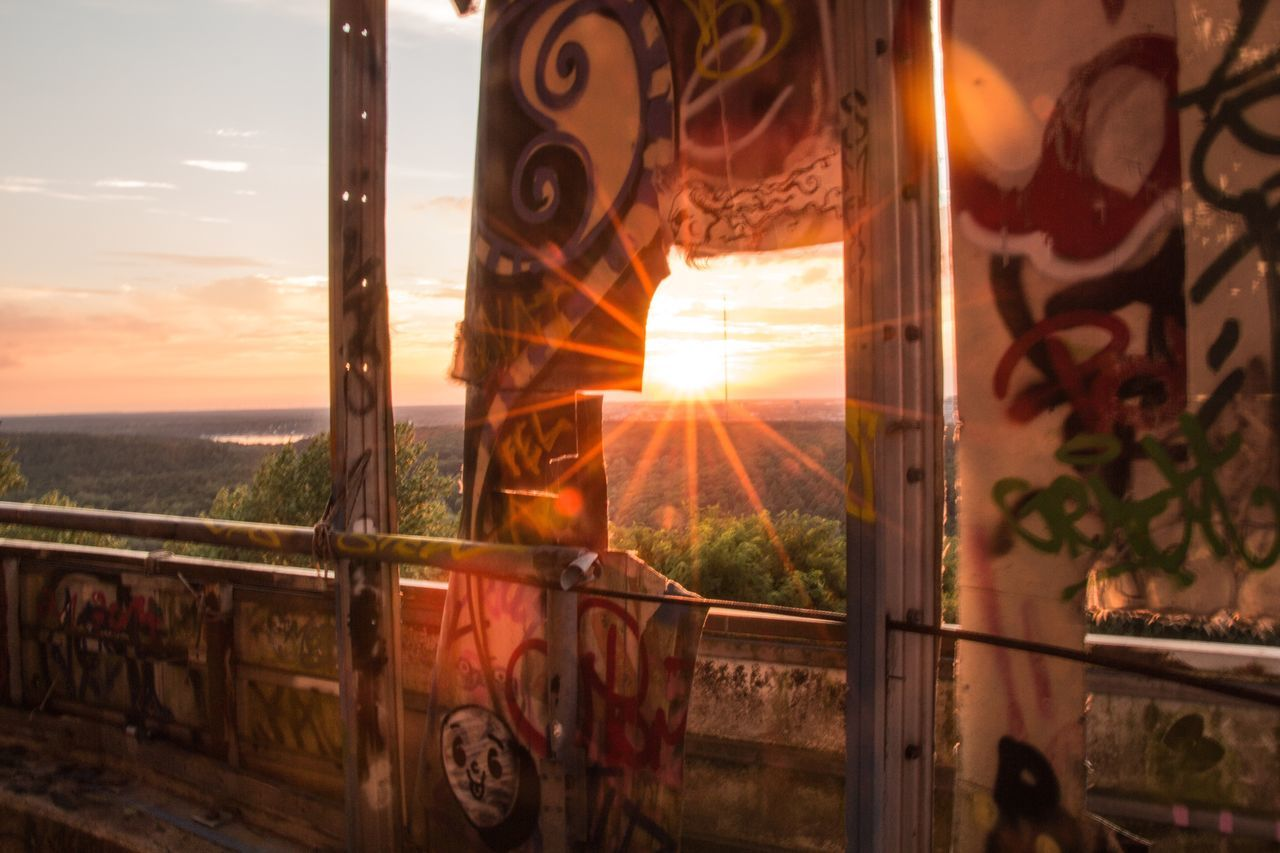EyeEm Gallery Teufelsbergberlin Ruined Building Berliner Ansichten Structure EyeEm Best Shots Teufelsberg Architecture Abhörstation Teufelsberg Old Ruin Berlin Ruin NSA Station Berlin Sky Evening Reaching For The Sky The Essence Of Summer Abhörstation Graffiti Rotten EyeEm EyeEm Best Edits Metall Gegenlicht Sunset