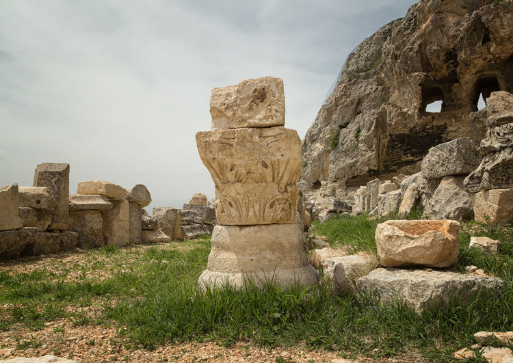 Alahan Monastery Alahan Alahan The Monastery Ancient Ancient Civilization Architecture Byzantine Byzantine Architecture Carvings In Stone Christianity Cliff Faith Historical Historical Sights Monastery Monument Mountains Mut Nature Religious  Religious Architecture Ruins Scenics Stone Tourism Turkey
