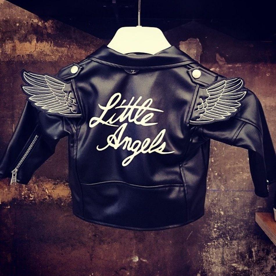 For my little... JeremyScott N42 Littleangel Fashionpolice