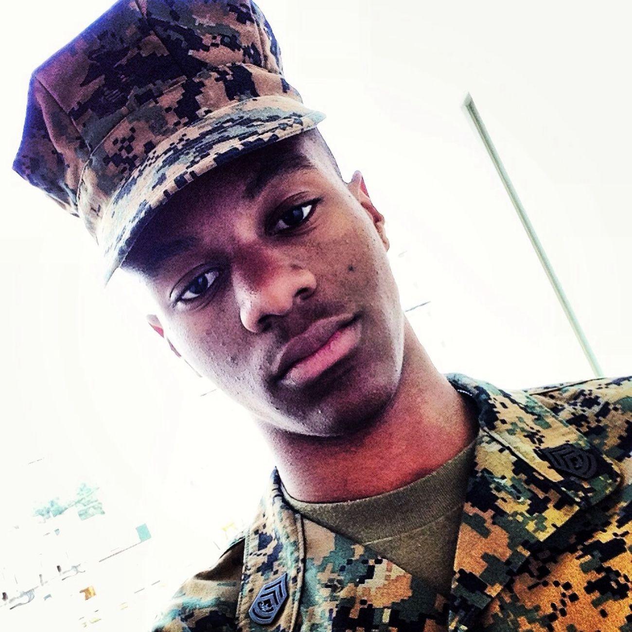The Gunny Gunnery Sergeant MCJROTC