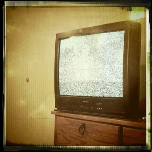 tv at super 8 motel