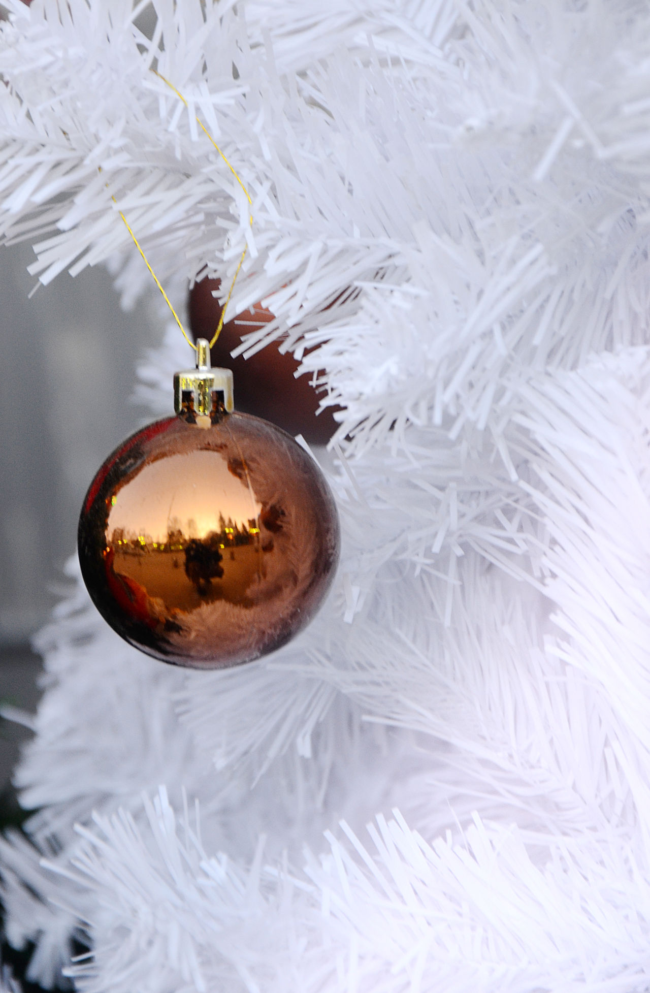 xmas decoration Bauble Bubbles Hanging Shine Xmas Xmas Decorations Xmas Tree