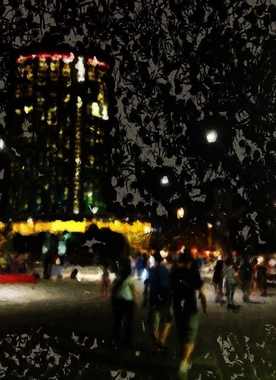 SUPERIMPOSE CHALLENGE NEM Landscapes NEM Painterly My City