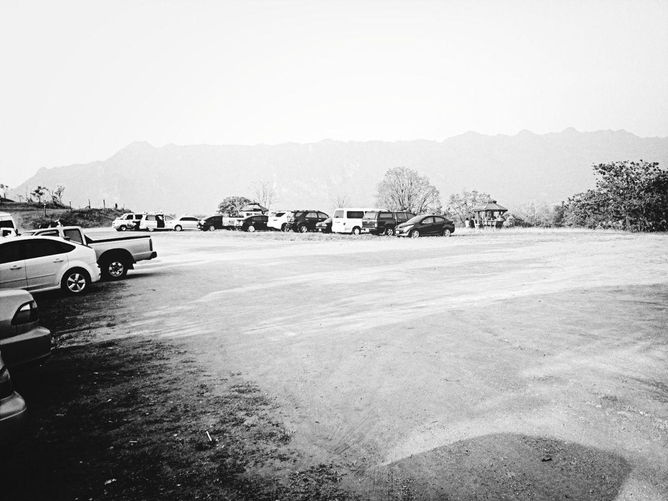 Blackandwhite Landscape Monochrome