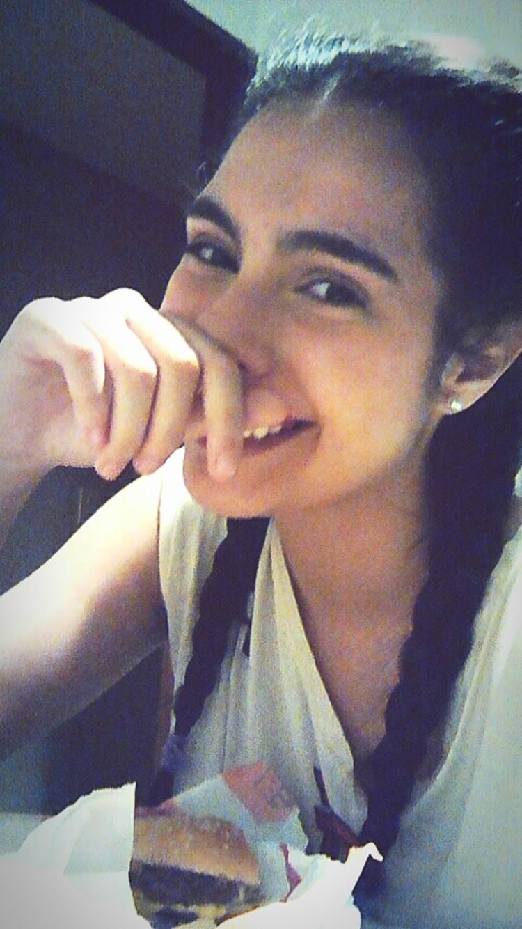 Smile ✌ Keep Calm and Be Happy 👌😉 Hello World That's Me Social Girl