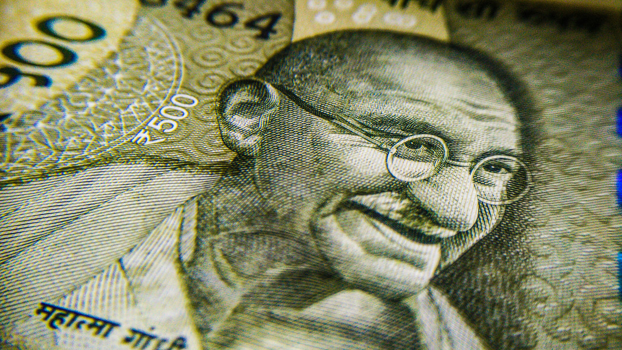 Currency Currency Indian Currency Notes Ruppee 500rupeenote Gandhi Gandhiji Indian Money