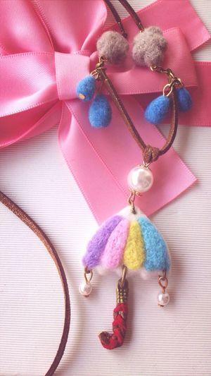 Handmade Jewellery umbrella