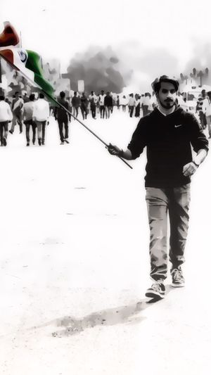 Youth Of Today My Student Life India Incredible India Bnw Tricolor Flag Respect Happy Republic Day