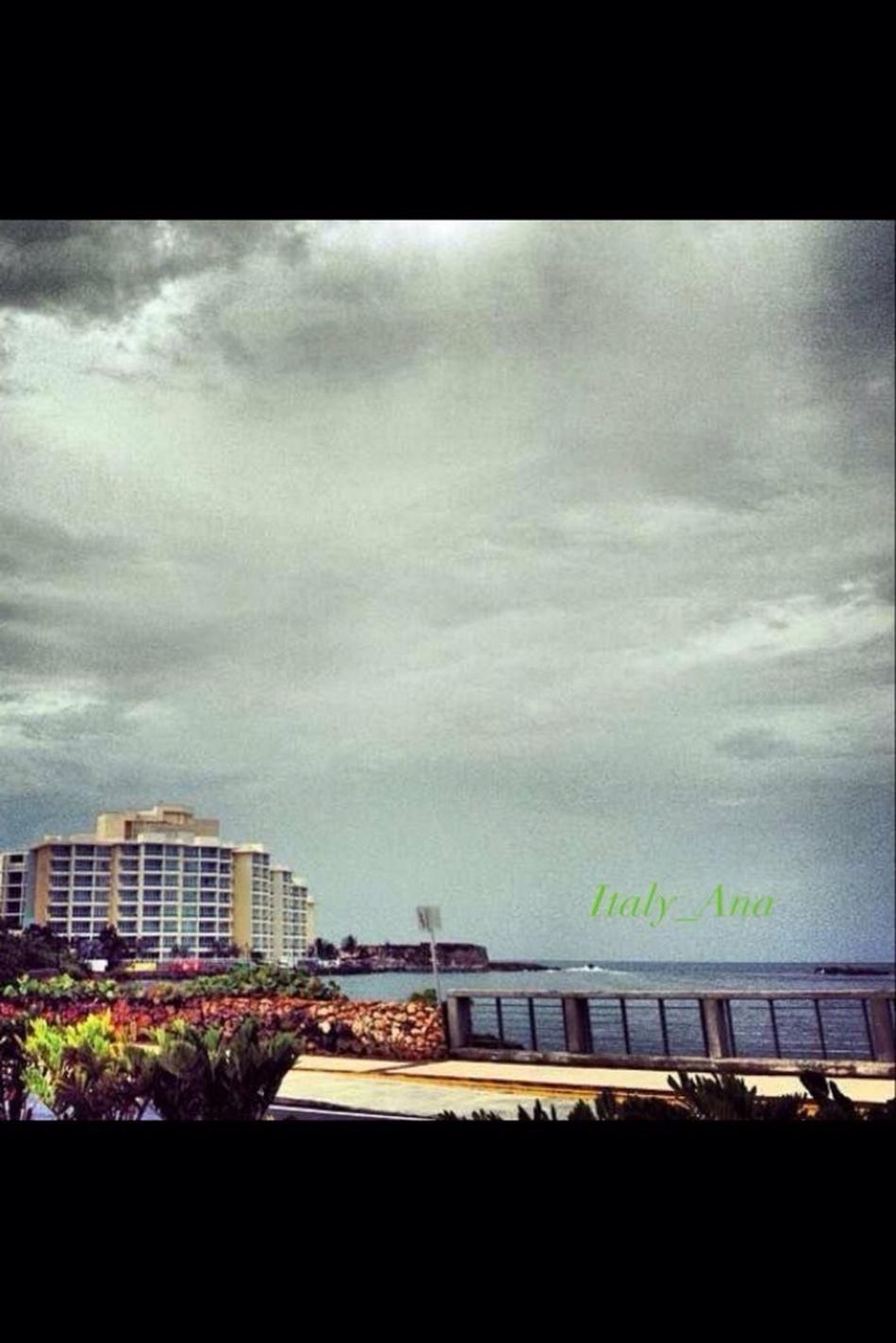 Cloud And Sky #San Juan