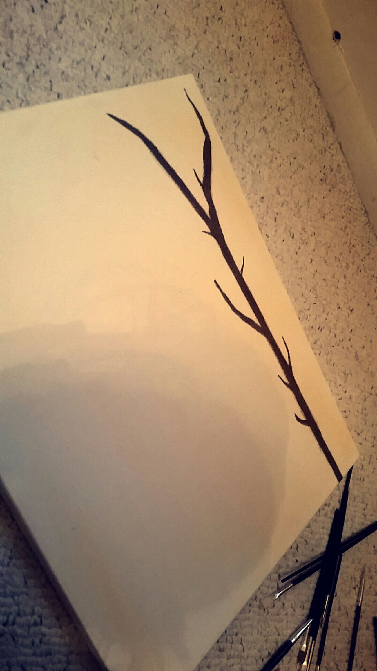 Tree Painting DIY Canvas