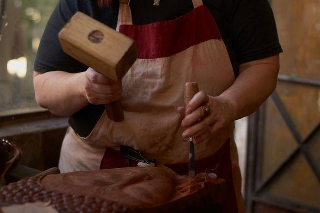 Feriodromo De Primavera Hands At Work Arts And Crafts Beutiful Scene Sony A58